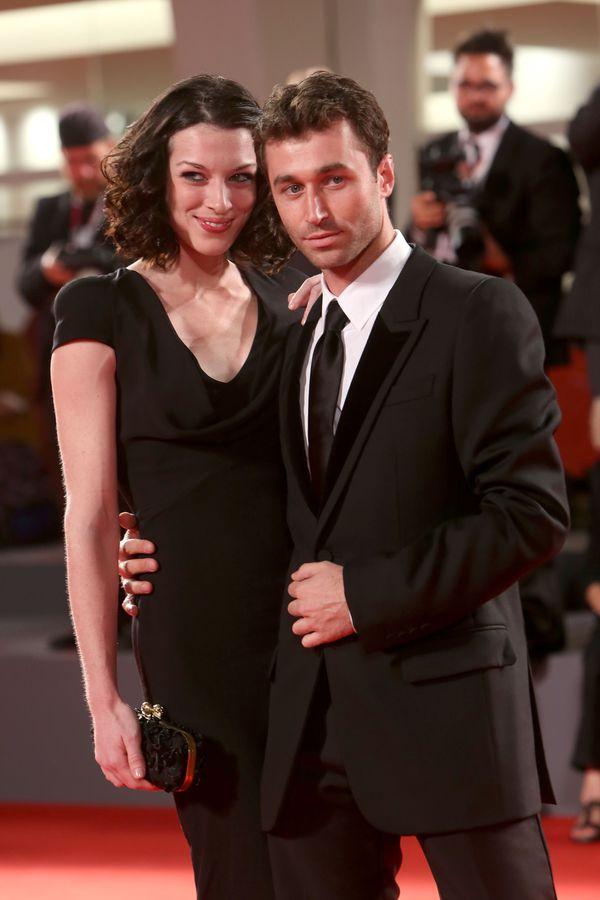 James Deen and Stoya, in happier, less-rapey times.