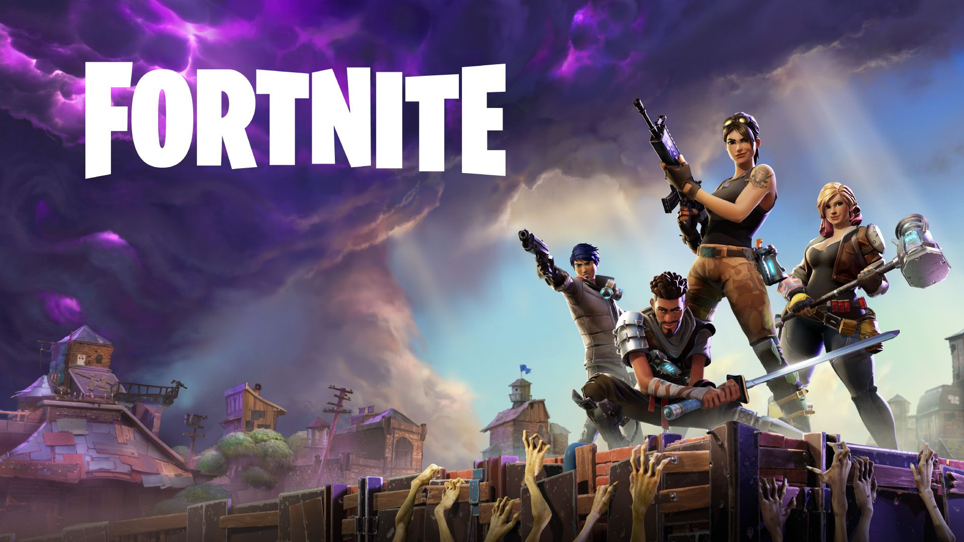 Fortnite Announces Early Access Release Hands On The Unfinished