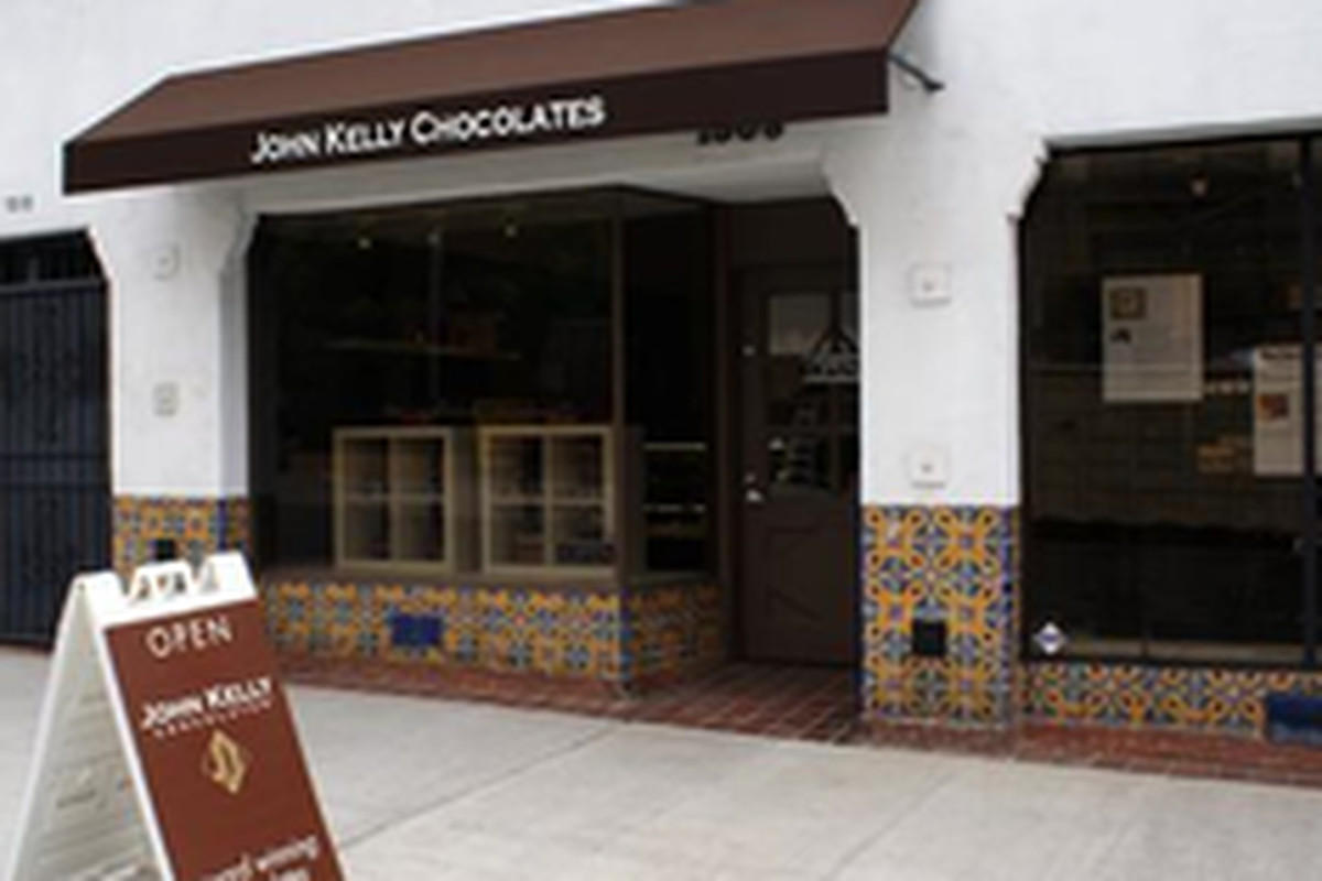 John Kelly Chocolates Opens Retail Space, Babycakes Holds Bingo ...