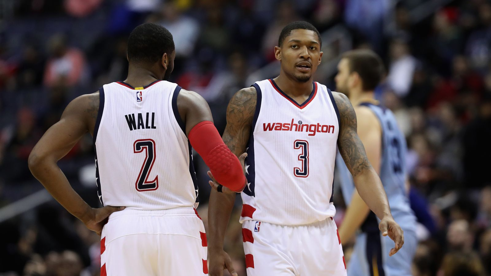 John Wall and Bradley Beal finish in Top 10 of NBA All-Star voting results