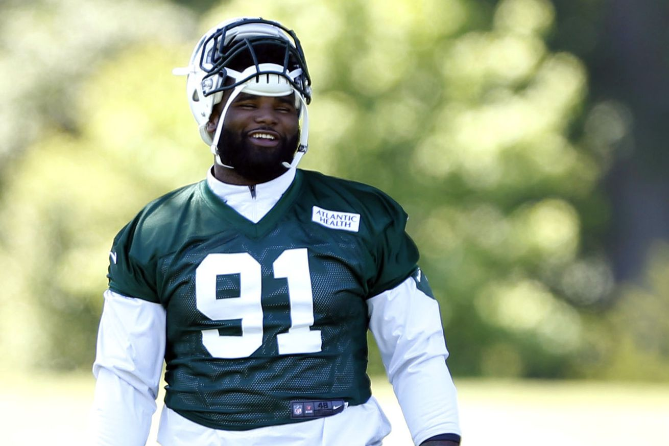 Sheldon Richardson suspended for first game of 2016