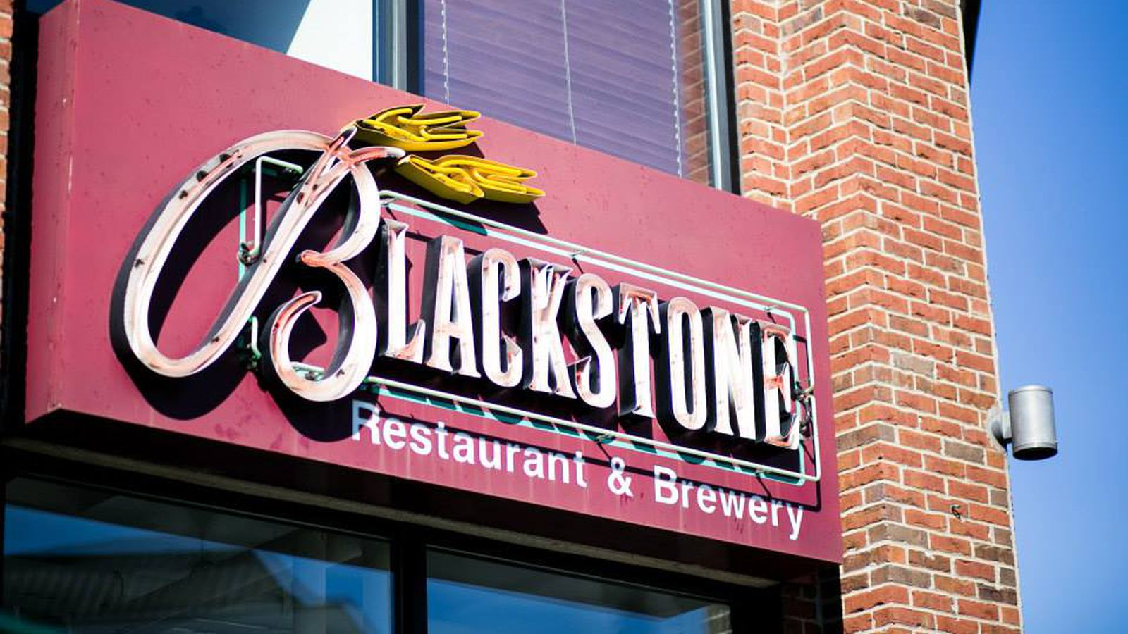 Blackstone Restaurant Nashville Menu