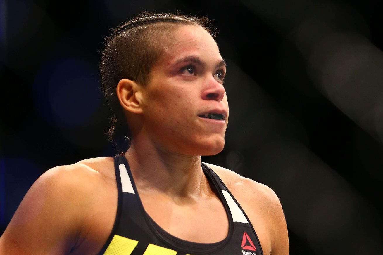 Amanda Nunes proclaims shes the only contender worthy of Miesha Tate title shot