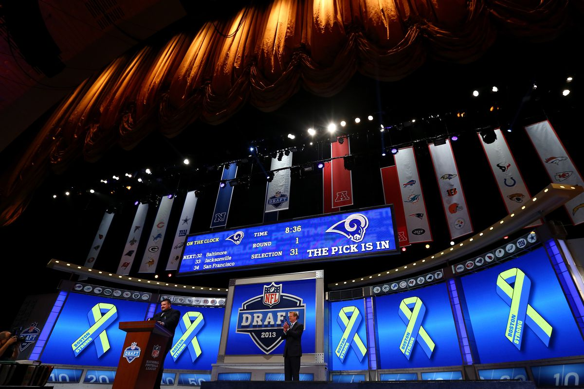 NFL Draft Second and Third Rounds