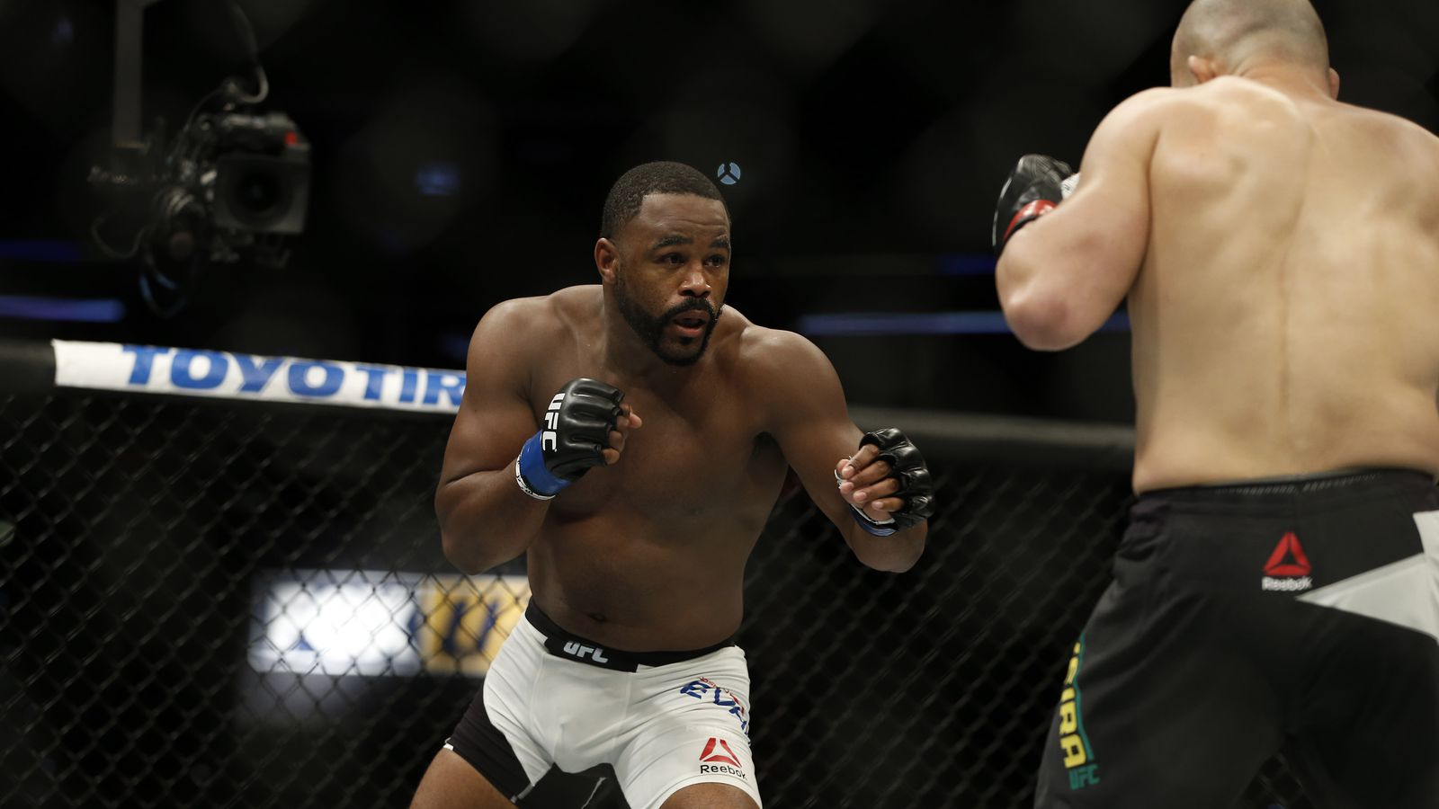 Rashad Evans vs. Daniel Kelly targeted for UFC 209