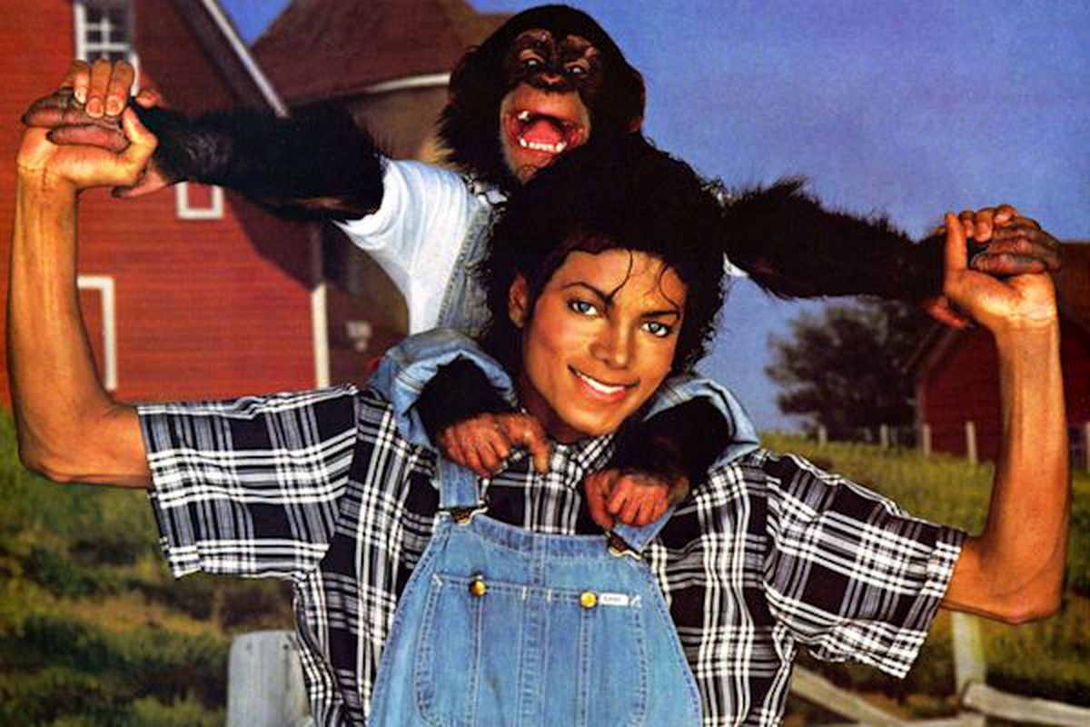 Netflix Lands Michael Jackson Pet Chimp Film, 'Bubbles'