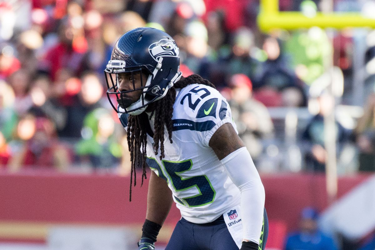 Richard Sherman Requested Trade From Seahawks