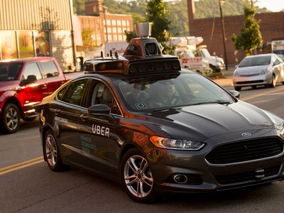 As self-driving cars hit the road, real estate development may take new direction