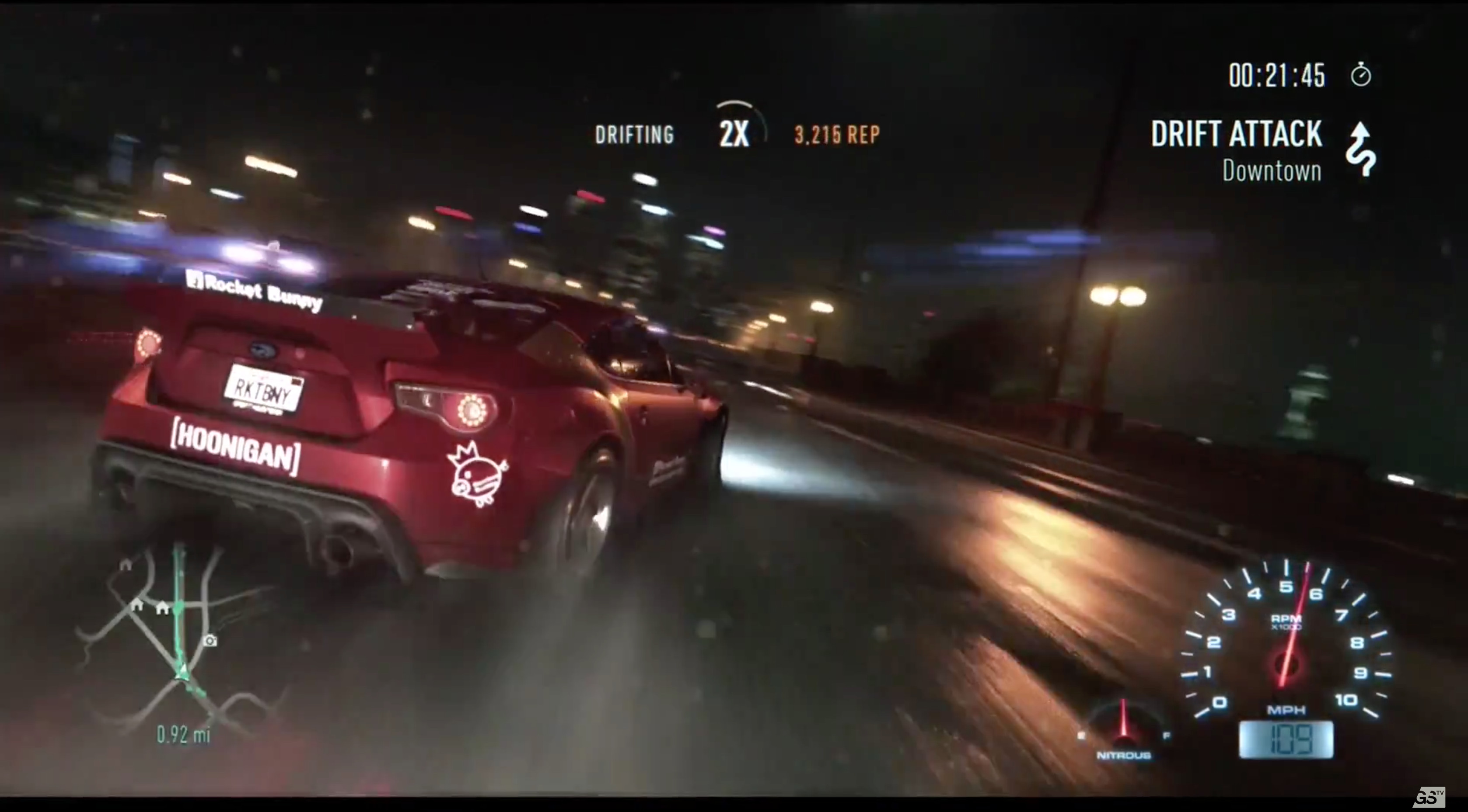 Need For Speed S Gameplay Is Heavy On Customization And