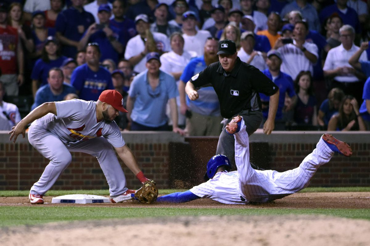 Special Statcast broadcast available for tonight's Cubs-Cardinals ...