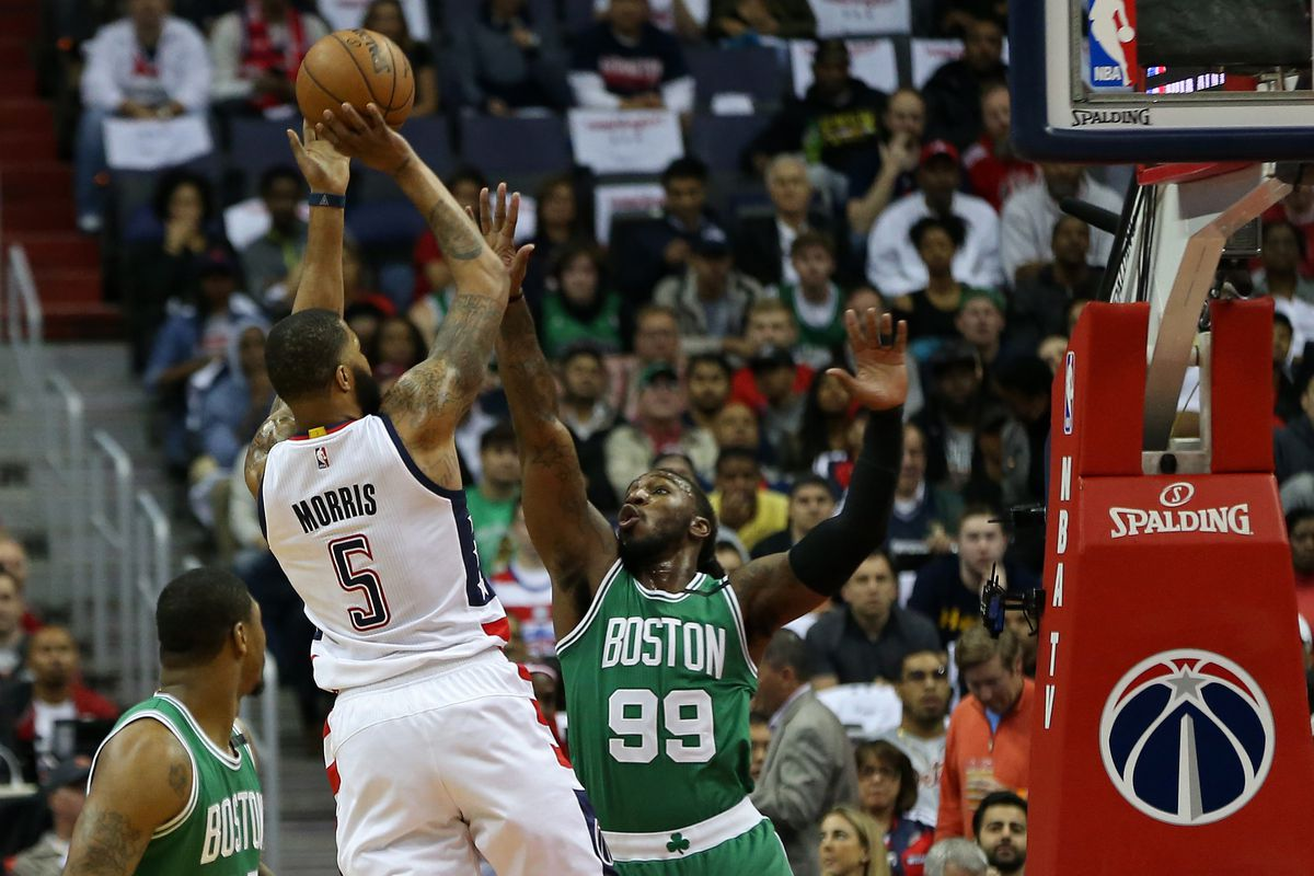 Oubre booted from Wizards' win over Celtics