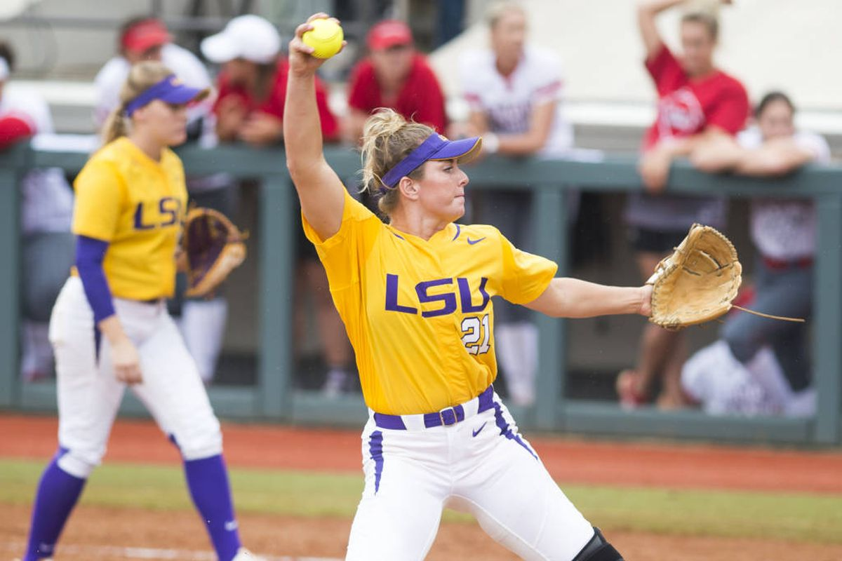 Alabama, Auburn softball super regional TV schedules released