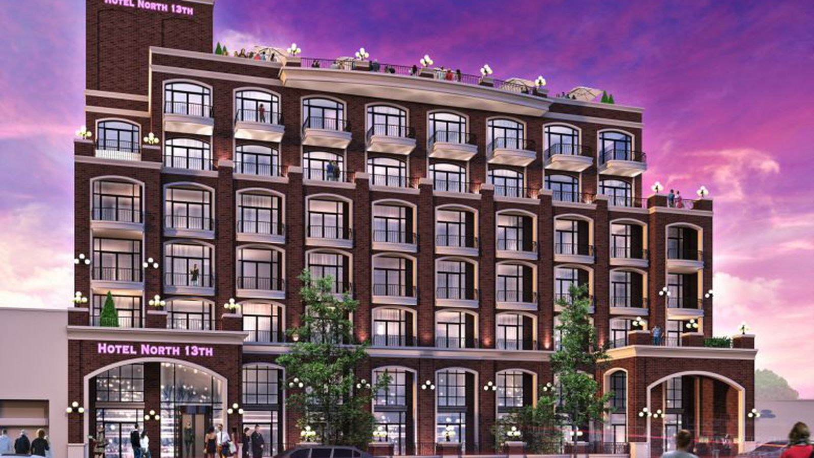 Hotels Near Th Street Philadelphia