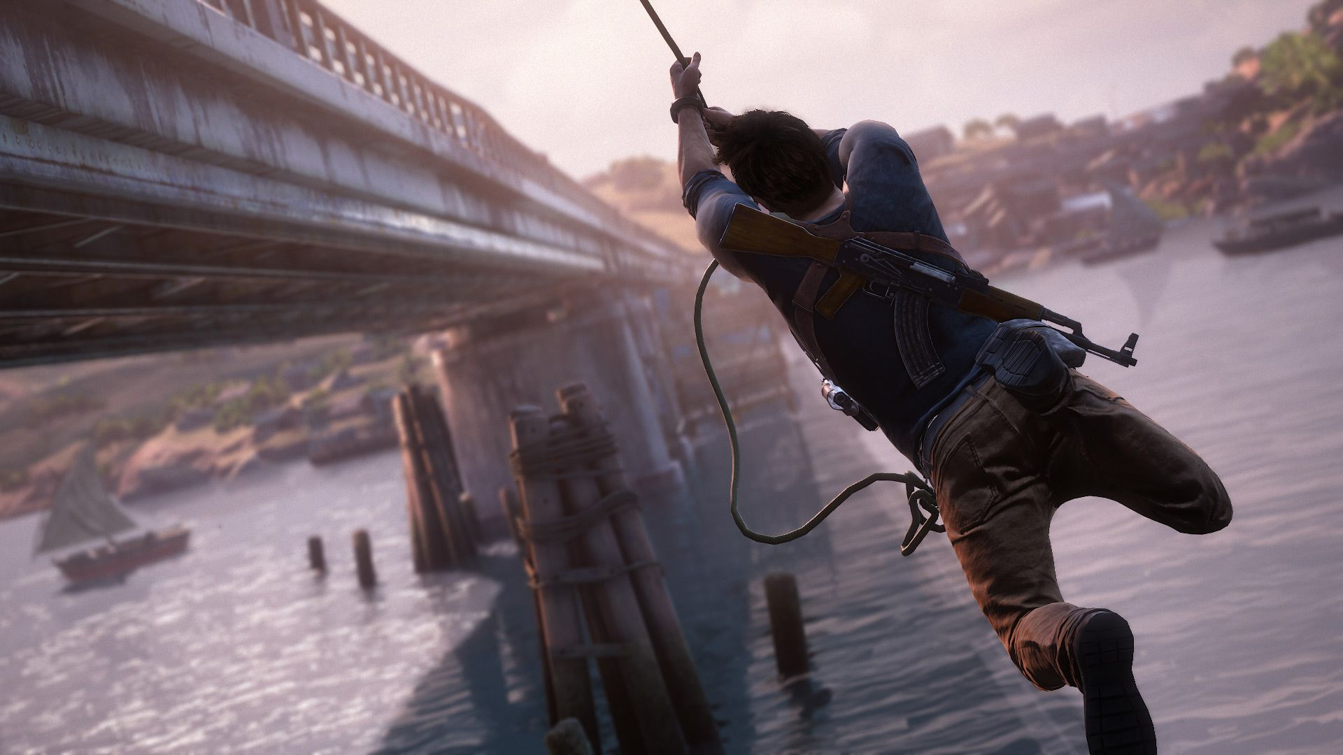 nathan drake voice actor uncharted 4
