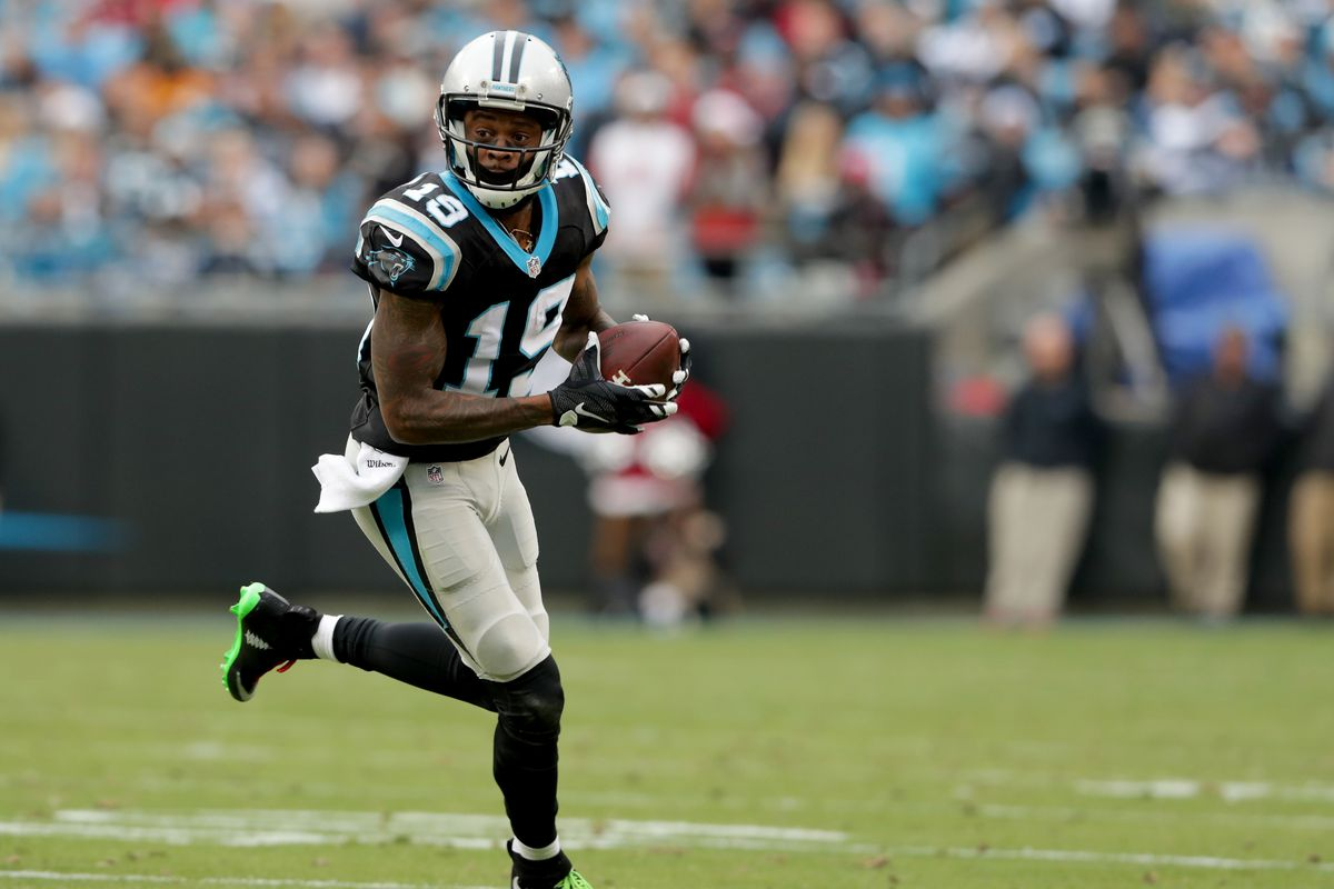 Ted Ginn Jr. stays in the NFC South after signing with Saints