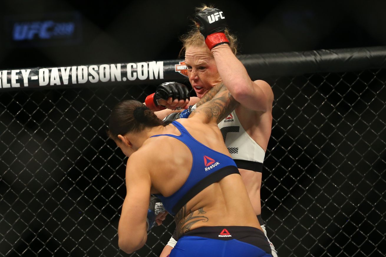 community news, Germaine de Randamie wants a rematch with Holly Holm to  settle UFC 208 controversy
