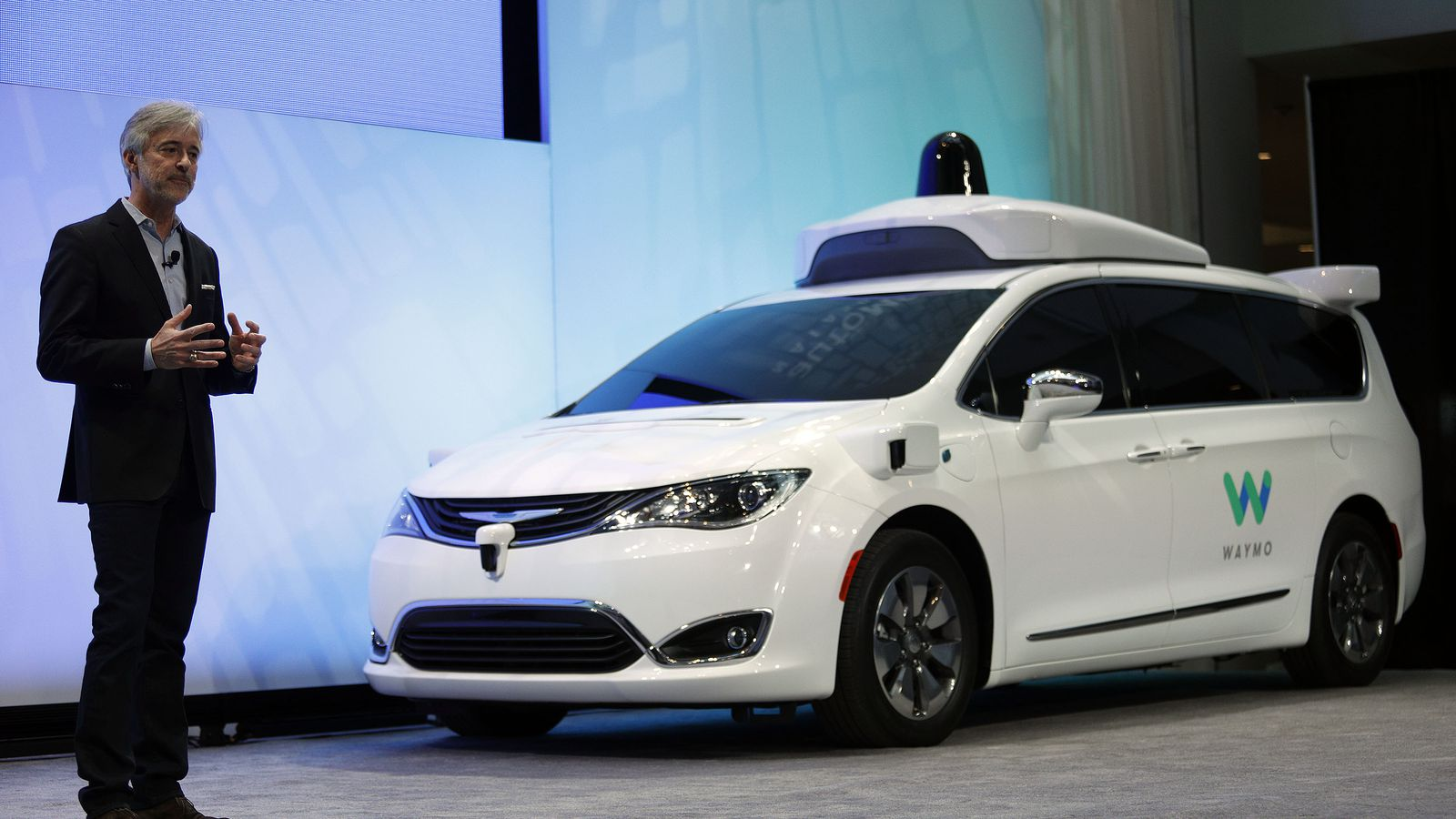recode.net - Johana Bhuiyan - Alphabet's Waymo is suing Otto and Uber for stealing the design of a key self-driving system