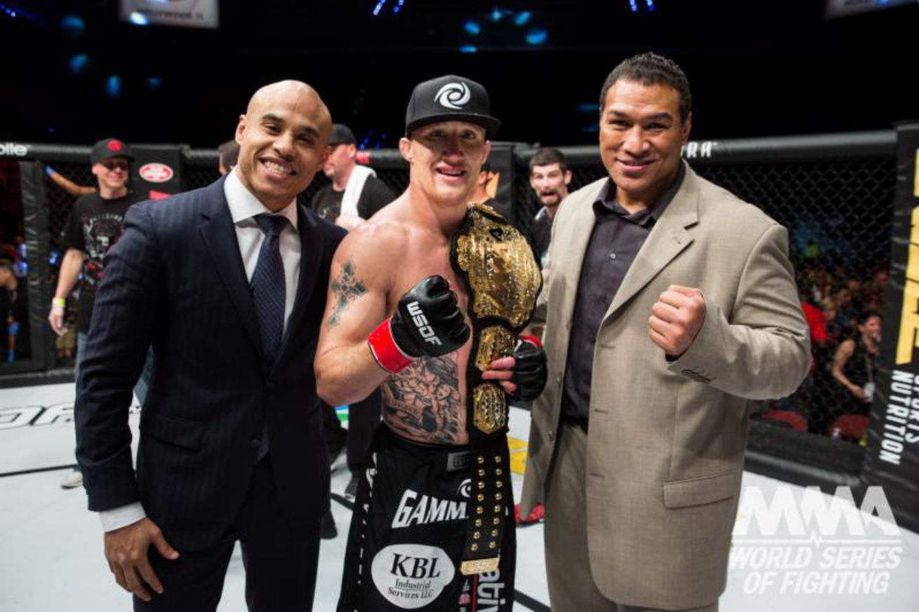 community news, WSOF 34 results: Justin Gaethje defends title, Jon Fitch may call it quits