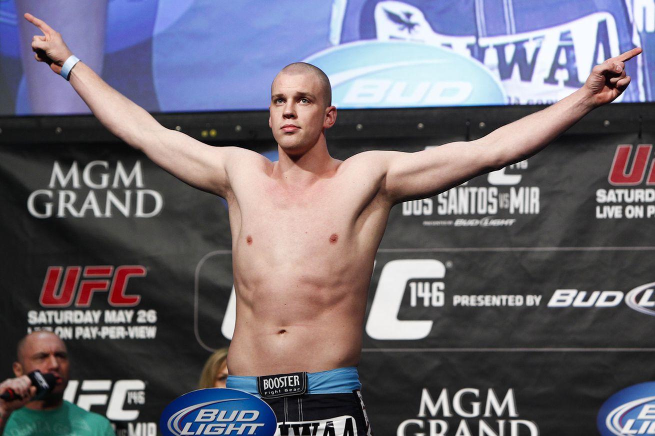 Stefan Struve injured, out of UFC Halifax bout against Junior dos Santos