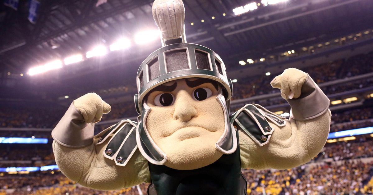 michigan state   odds  win college football playoff   colors