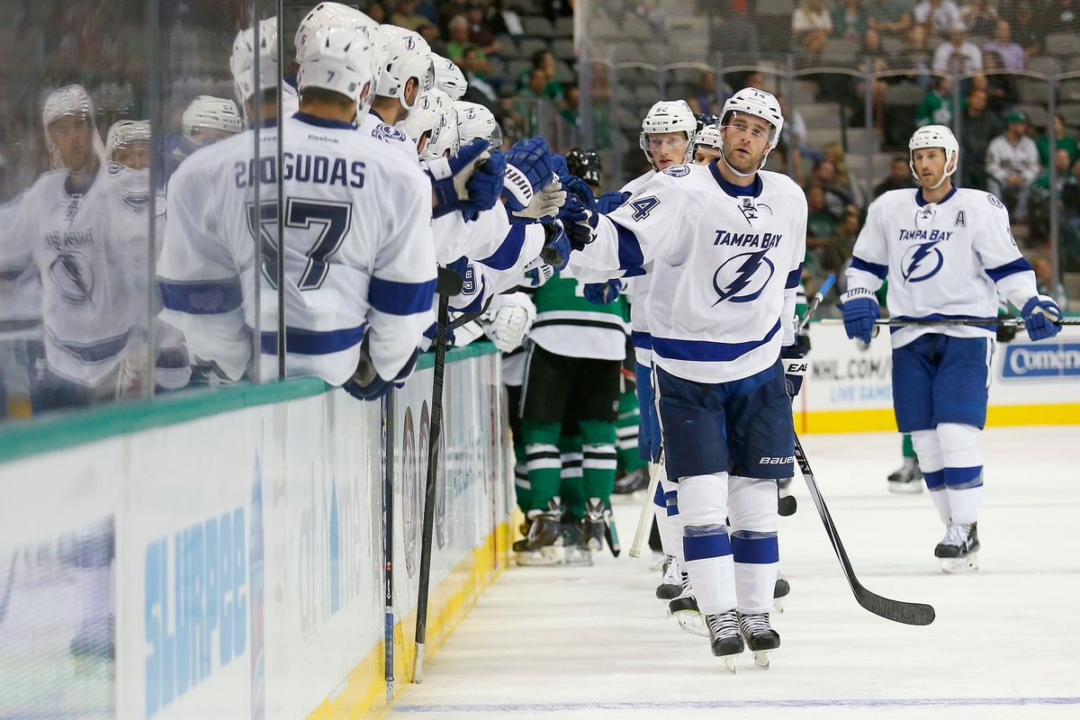 tampa bay lightning season preview strengths and tom pennington