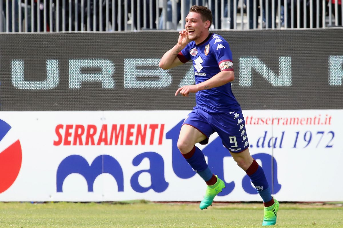 Chelsea expand striker search to Torino's Andrea Belotti