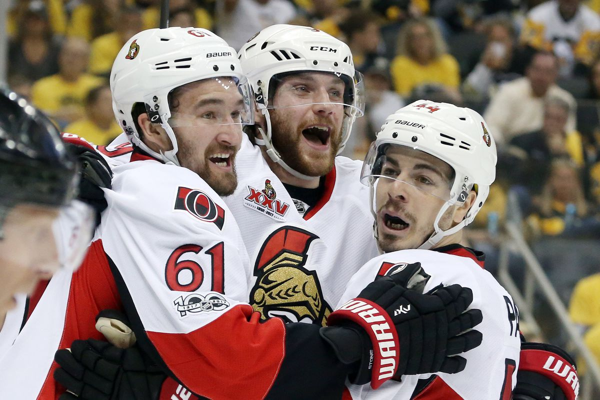 Stanley Cup Playoffs: Ottawa Senators Look Good After Game 1 Victory