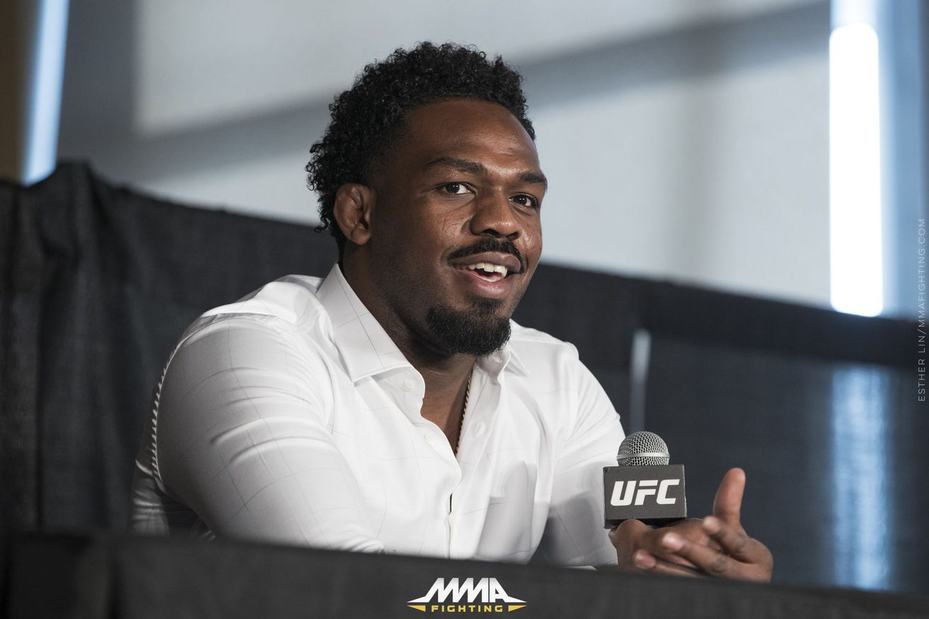 Jon Jones: Daniel Cormier's weigh in controversy 'one of the dirtiest things I've seen in sports'