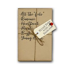 """<a href=""""https://blinddatewithabook.com/products/all-the-feels"""">Blind Date With a Book</a> ($16.95)"""