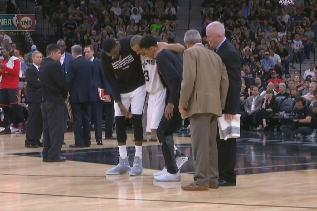 Tony Parker Spurs star to miss end of season over leg injury