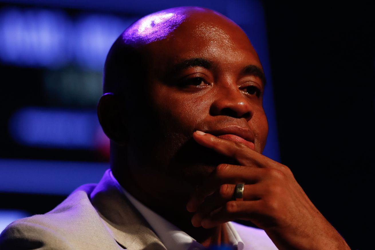 Random twitter dude shuts down whiny UFC fans crying about Anderson Silva's desired title shot