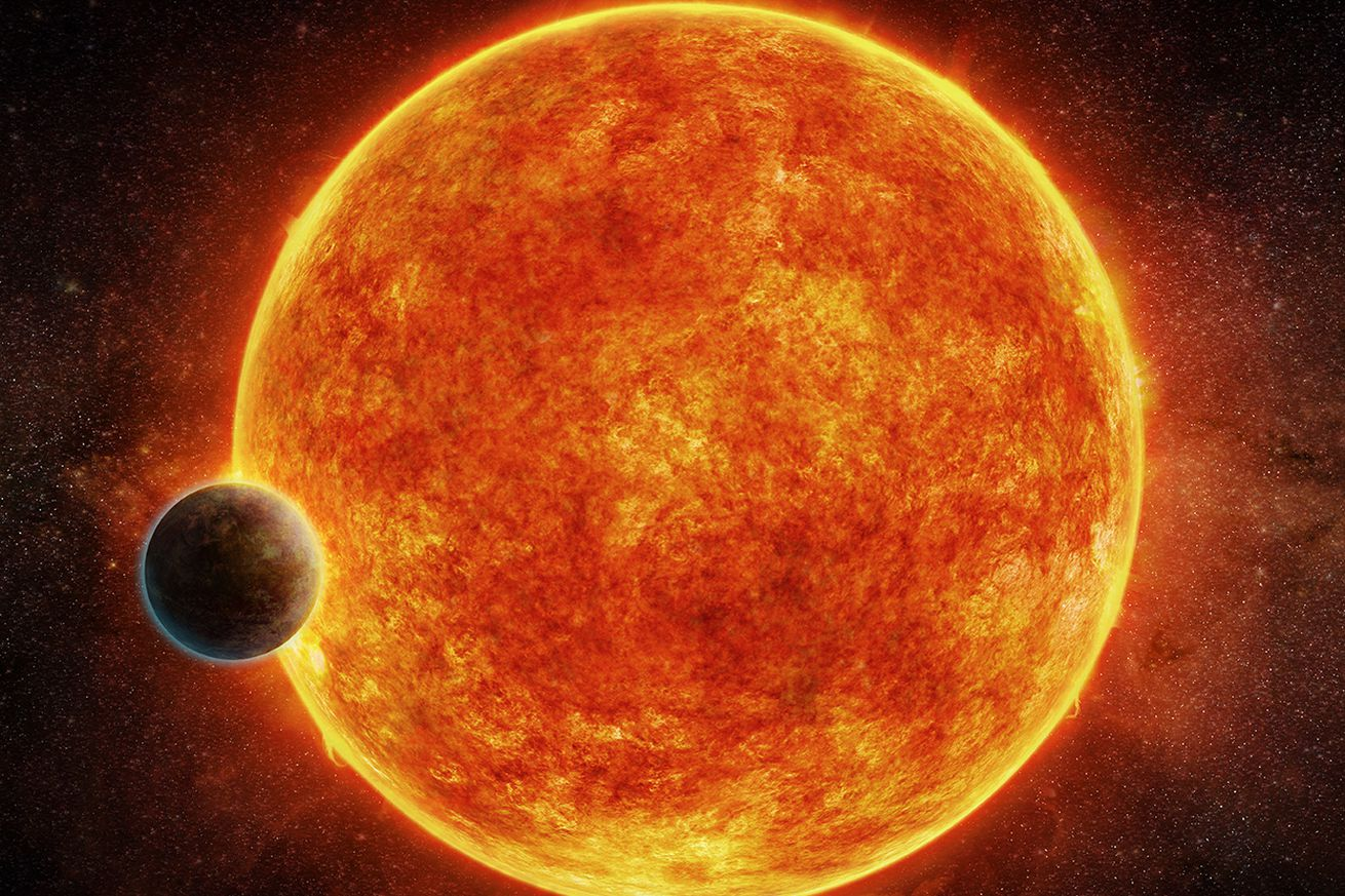 This rocky 'super-Earth' planet may be in just the right spot for hosting life