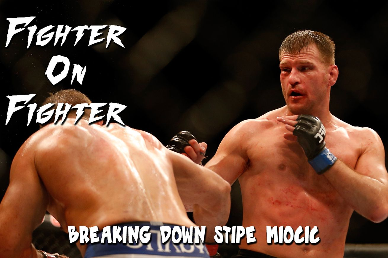 community news, Fighter on Fighter: Breaking down UFC 198s Stipe Miocic