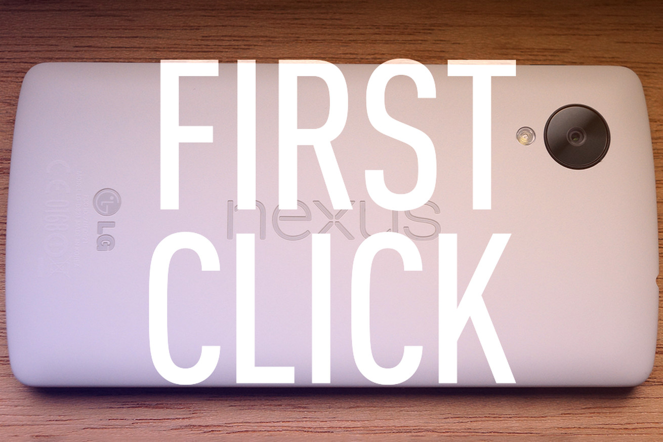 First Click: What was the best Nexus?