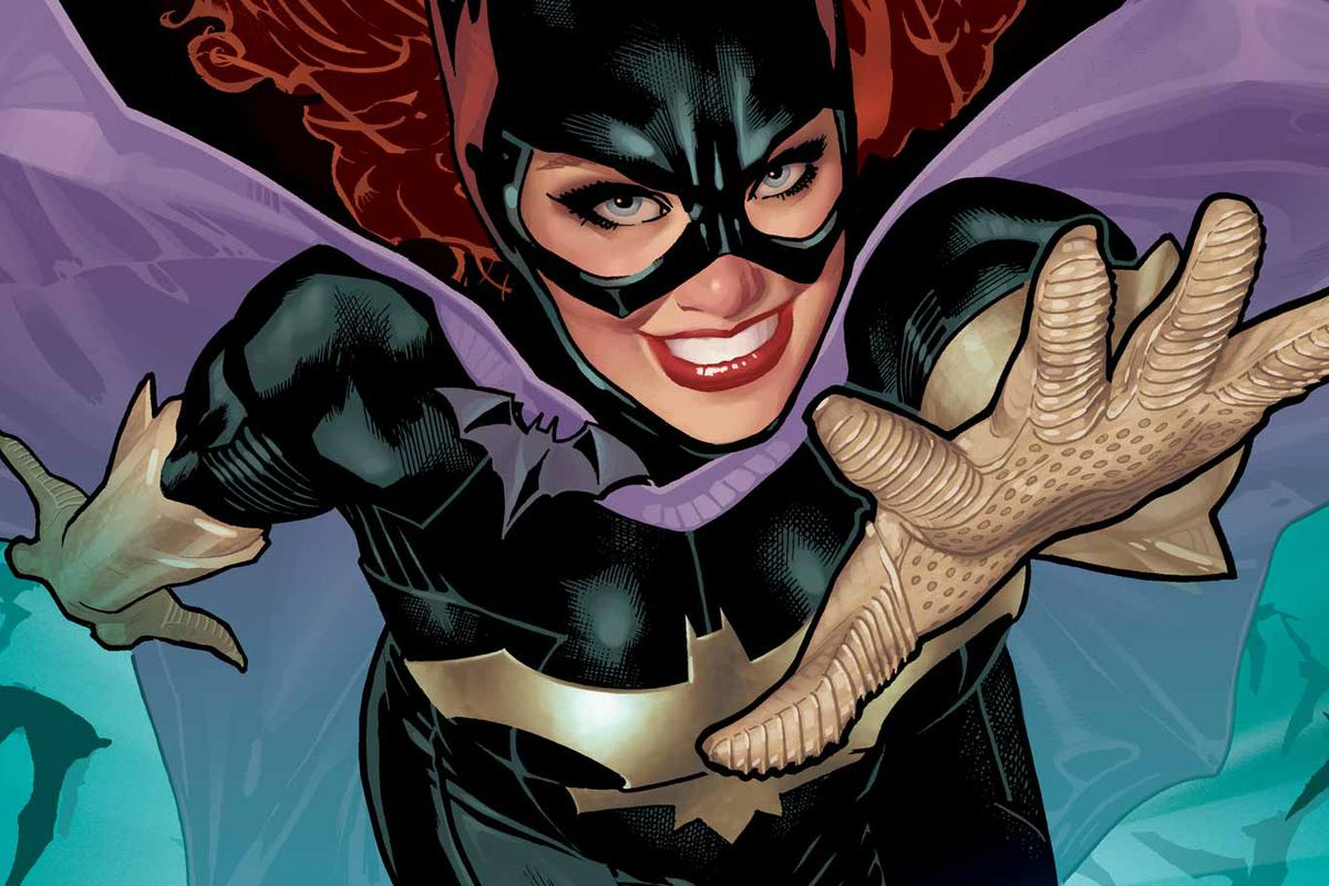 Joss Whedon's making a Batgirl movie