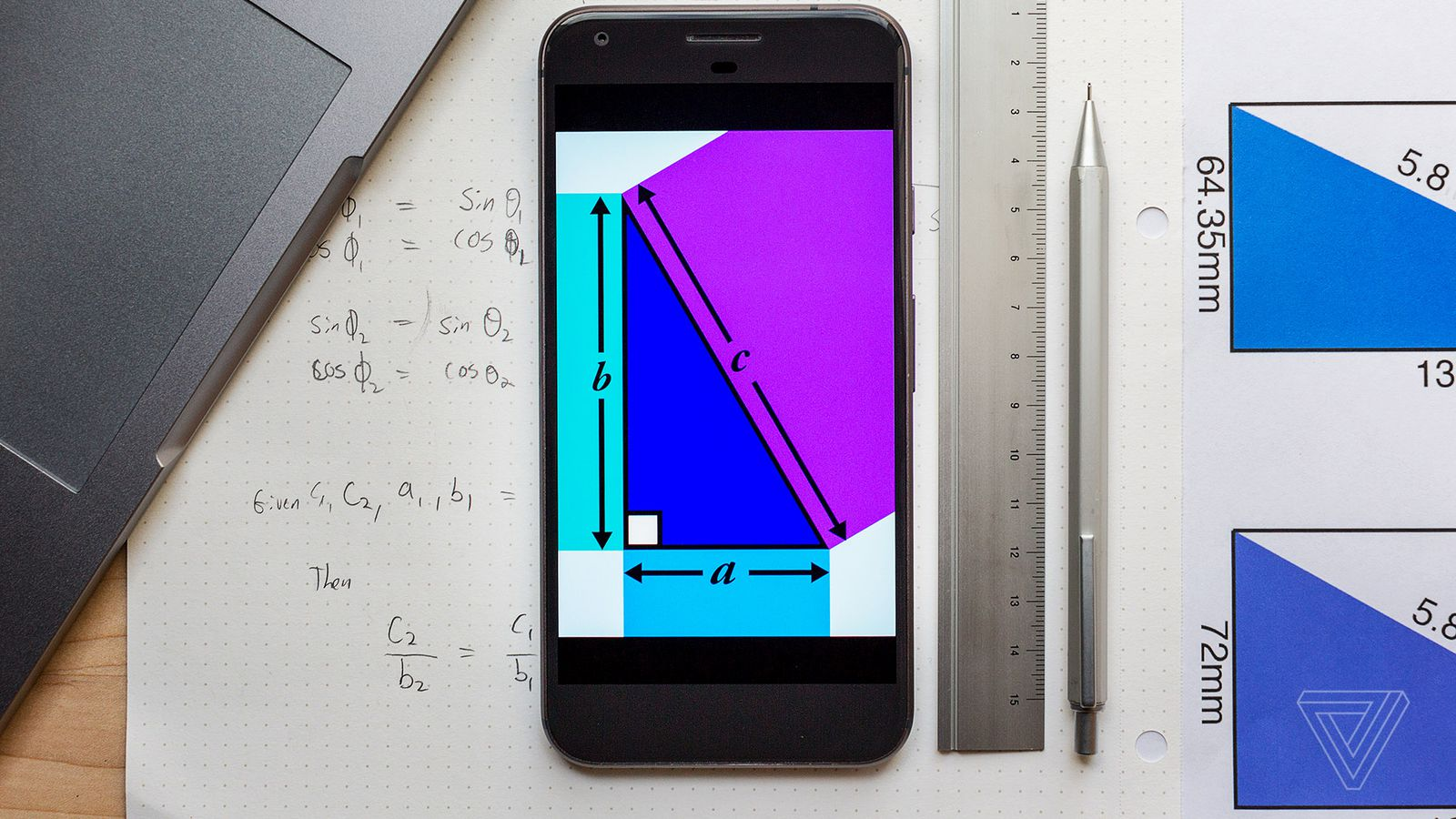 theverge.com - We're gonna need Pythagoras' help to compare screen sizes in 2017