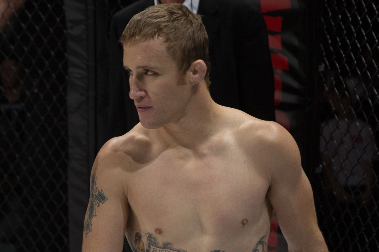 community news, Justin Gaethje suspended indefinitely for unprofessional conduct at WSOF 29