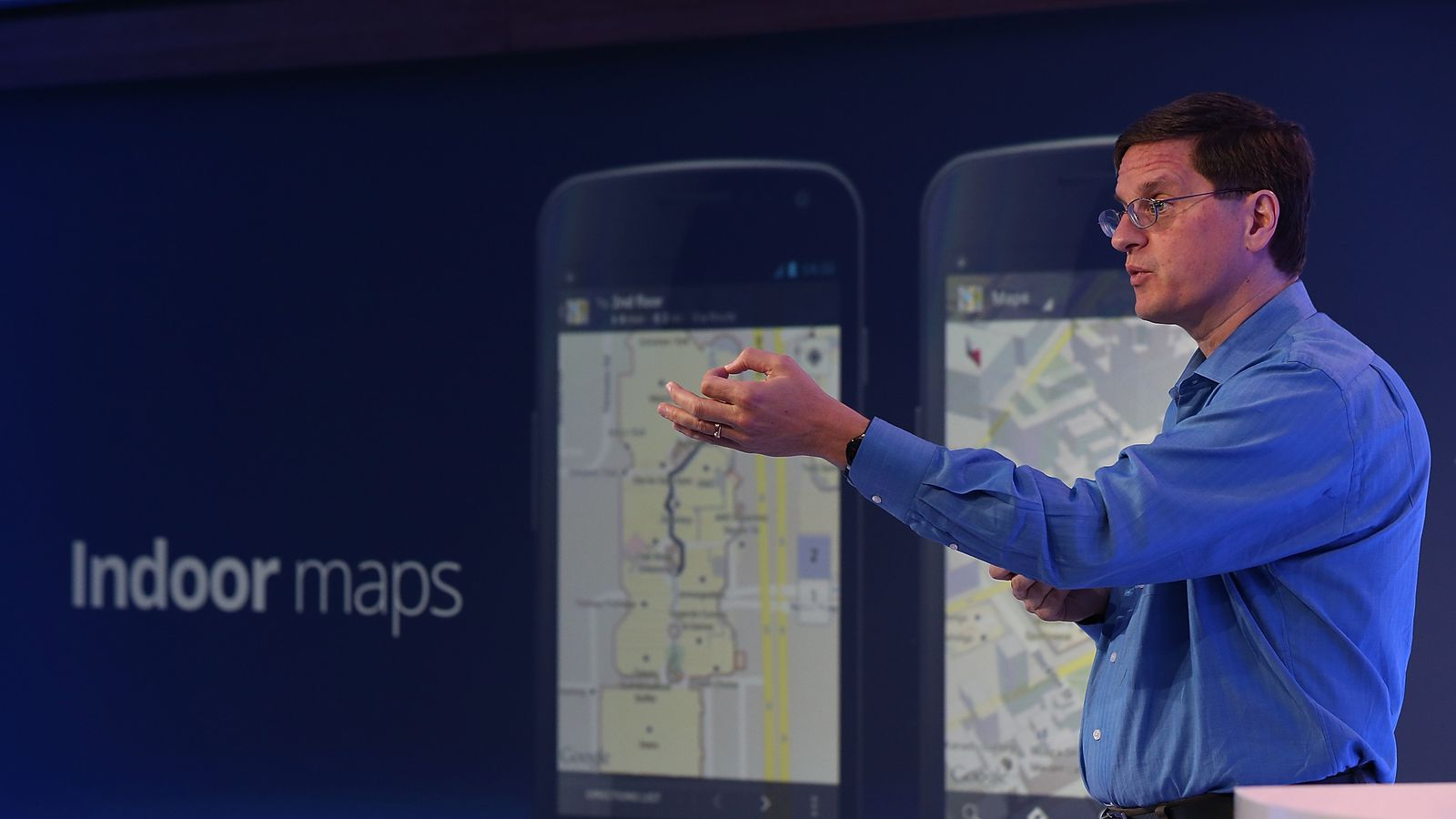 photo image Uber's vice president of mapping, Brian McClendon, has resigned