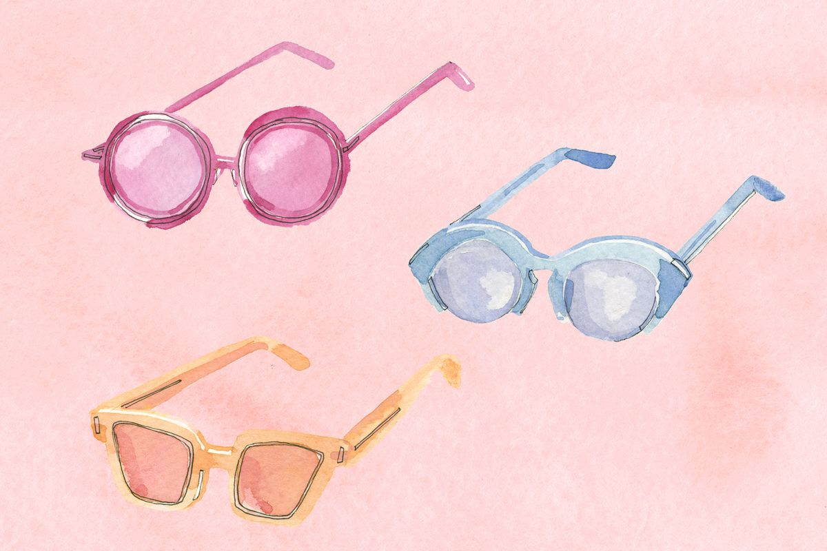 Sunglasses Text  how to keep your sunglasses looking perfect all summer long racked
