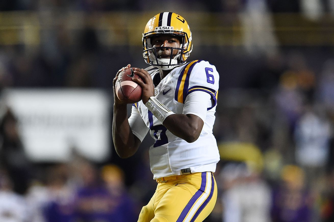Image result for lsu tigers week 1
