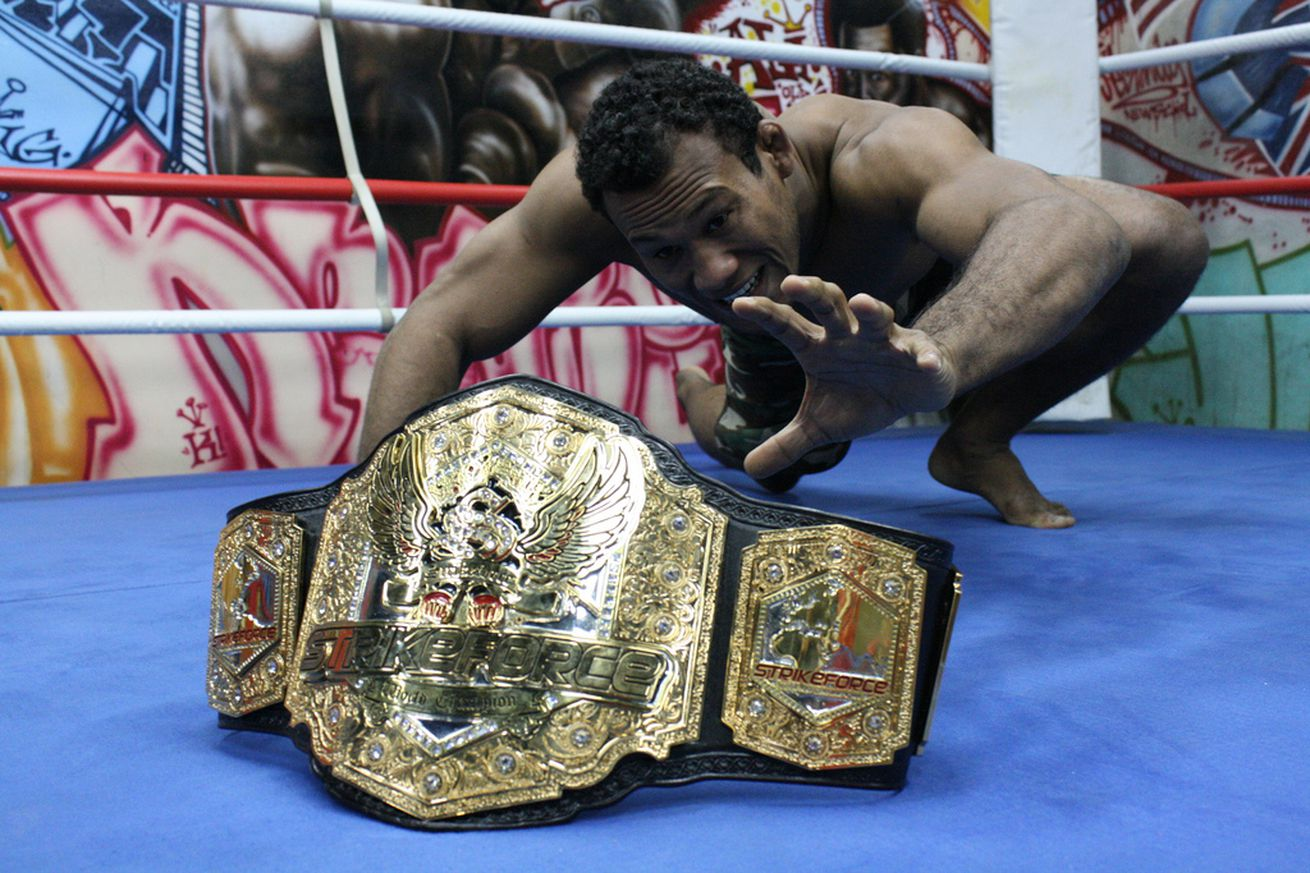 Jacare Souza has no problem retiring if he gets tired of waiting for UFC title shot