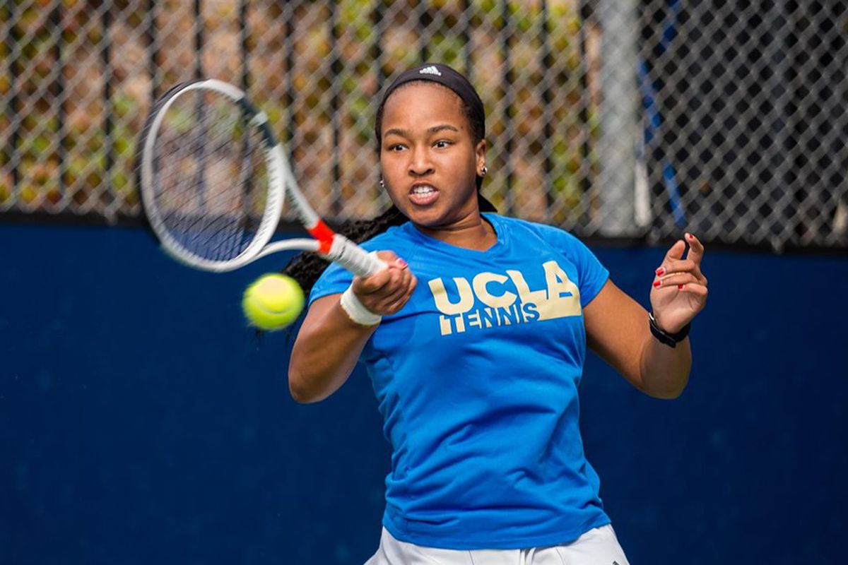 Beat SC! UCLA Women's Tennis Closes out Pac-12 Play vs ...