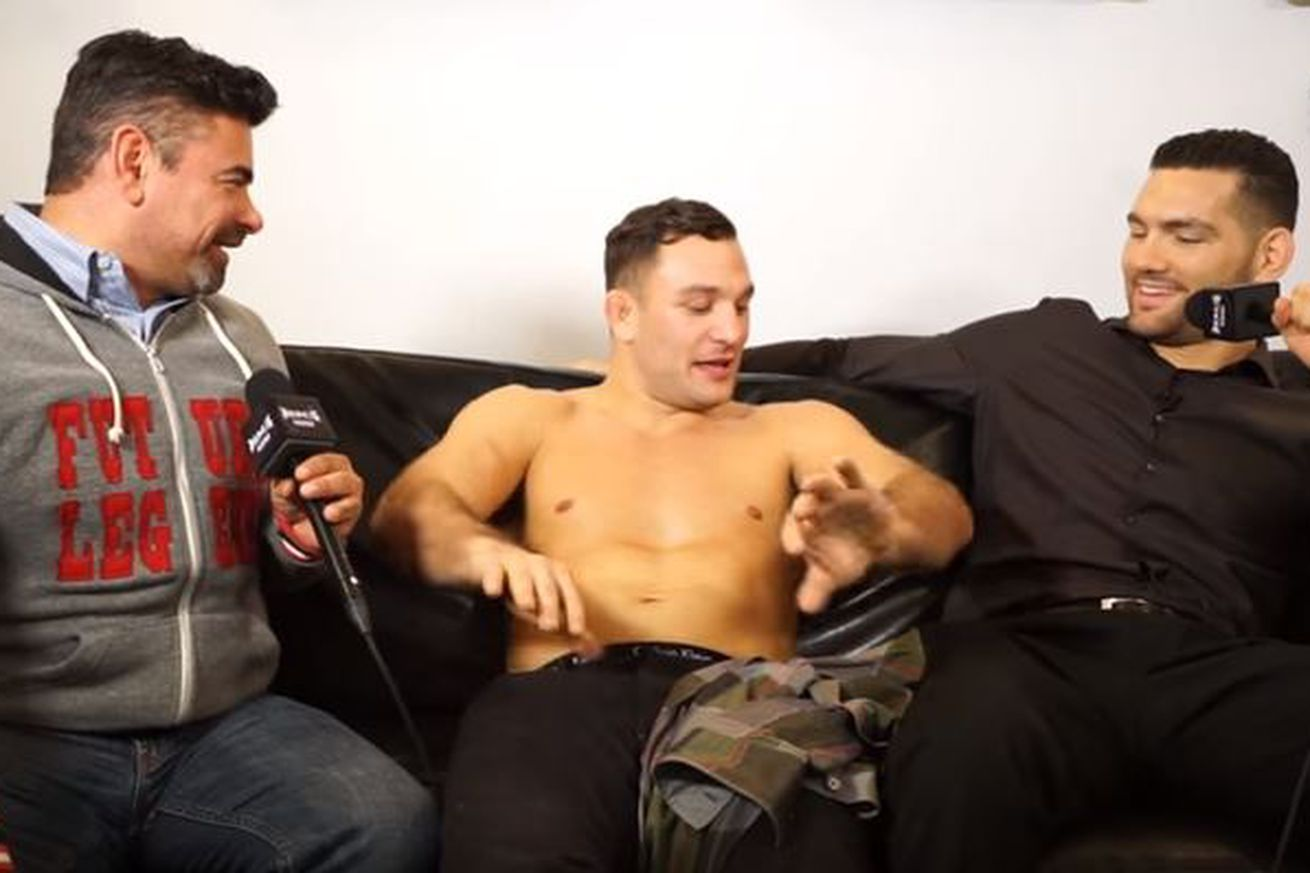 community news, UFC 196s Gian Villante says Chris Weidman needs assistant to wipe his butt for him