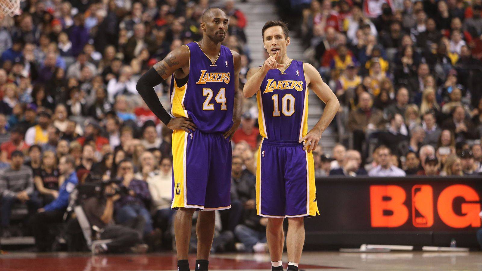 Raptors Vs Lakers Pinterest: Lakers Vs Raptors GameDay Thread: Raps Visit Kobe And Co