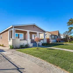 Spacious four-bed bungalow in South LA
