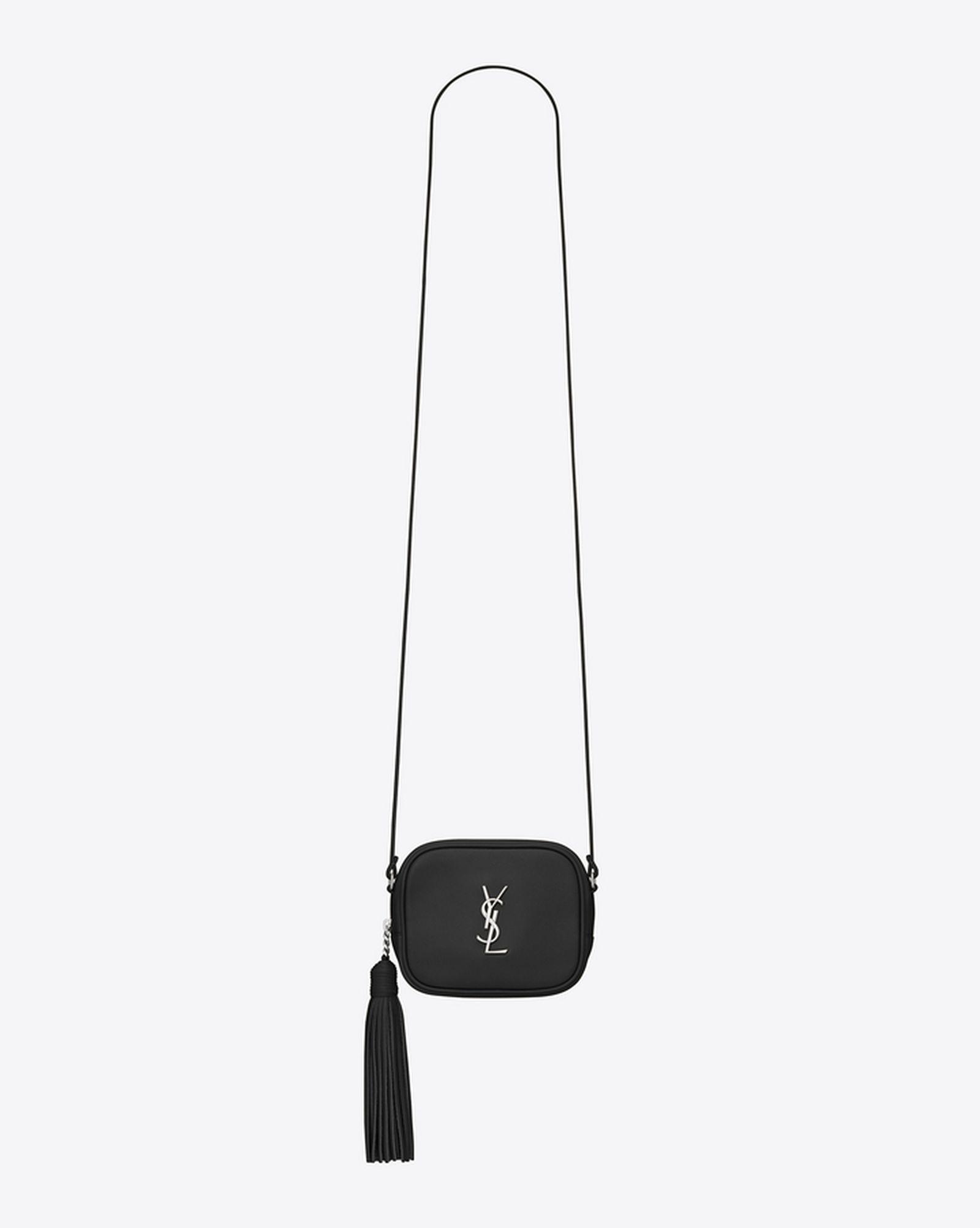 yvessaintlaurent handbags - One of Saint Laurent's Least Expensive Handbags Is Called the ...