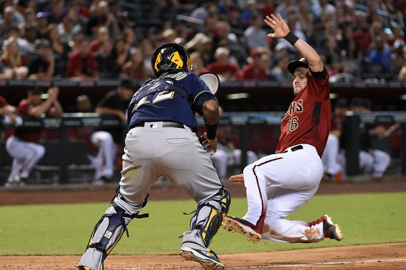Braun's 2 HRs power Brewers over D-backs