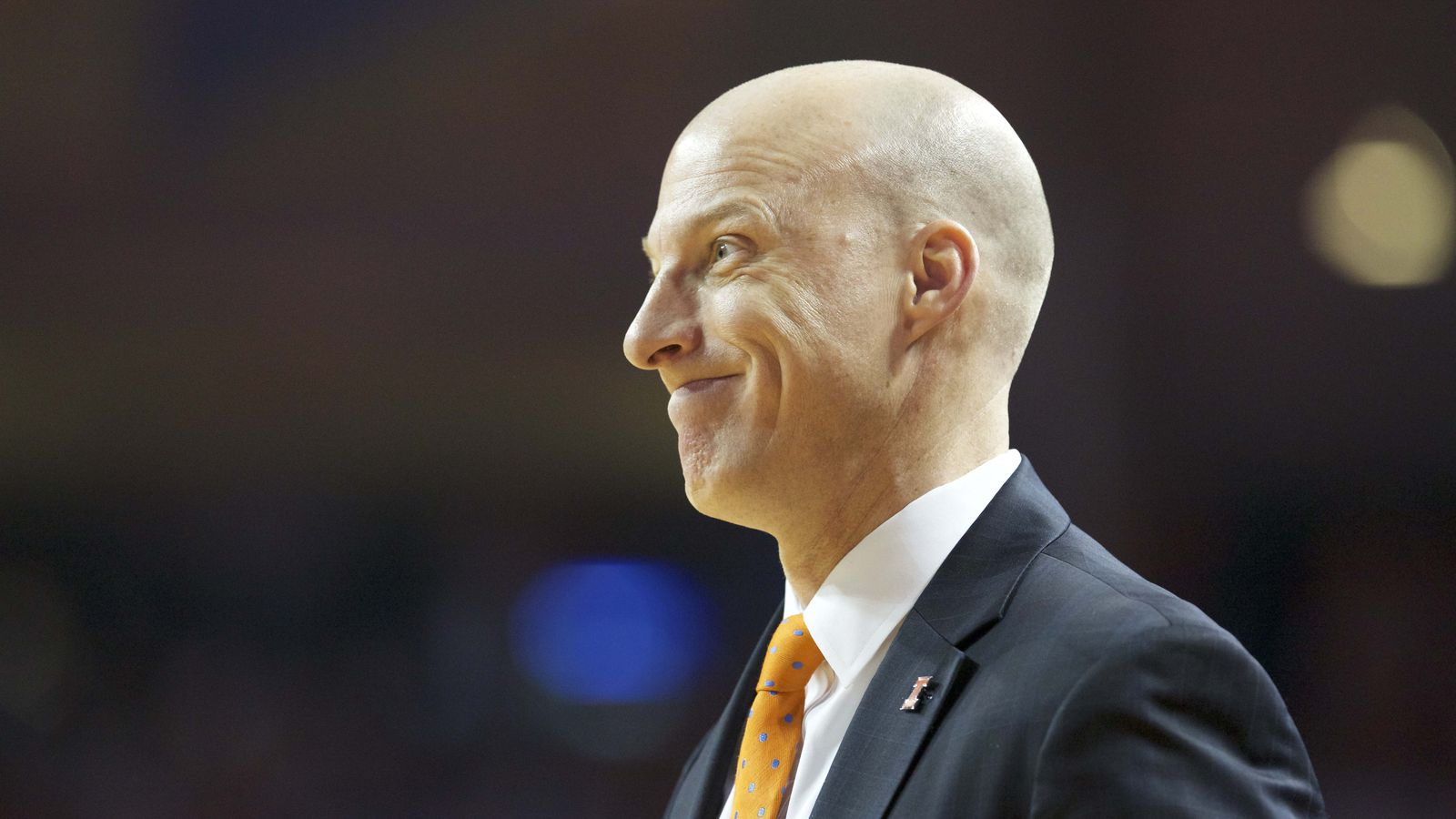 Illinois basketball fires head coach John Groce