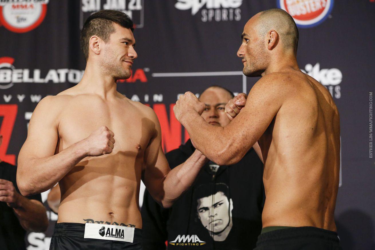 Bellator 170 live blog: Ralek Gracie vs. Hisaki Kato