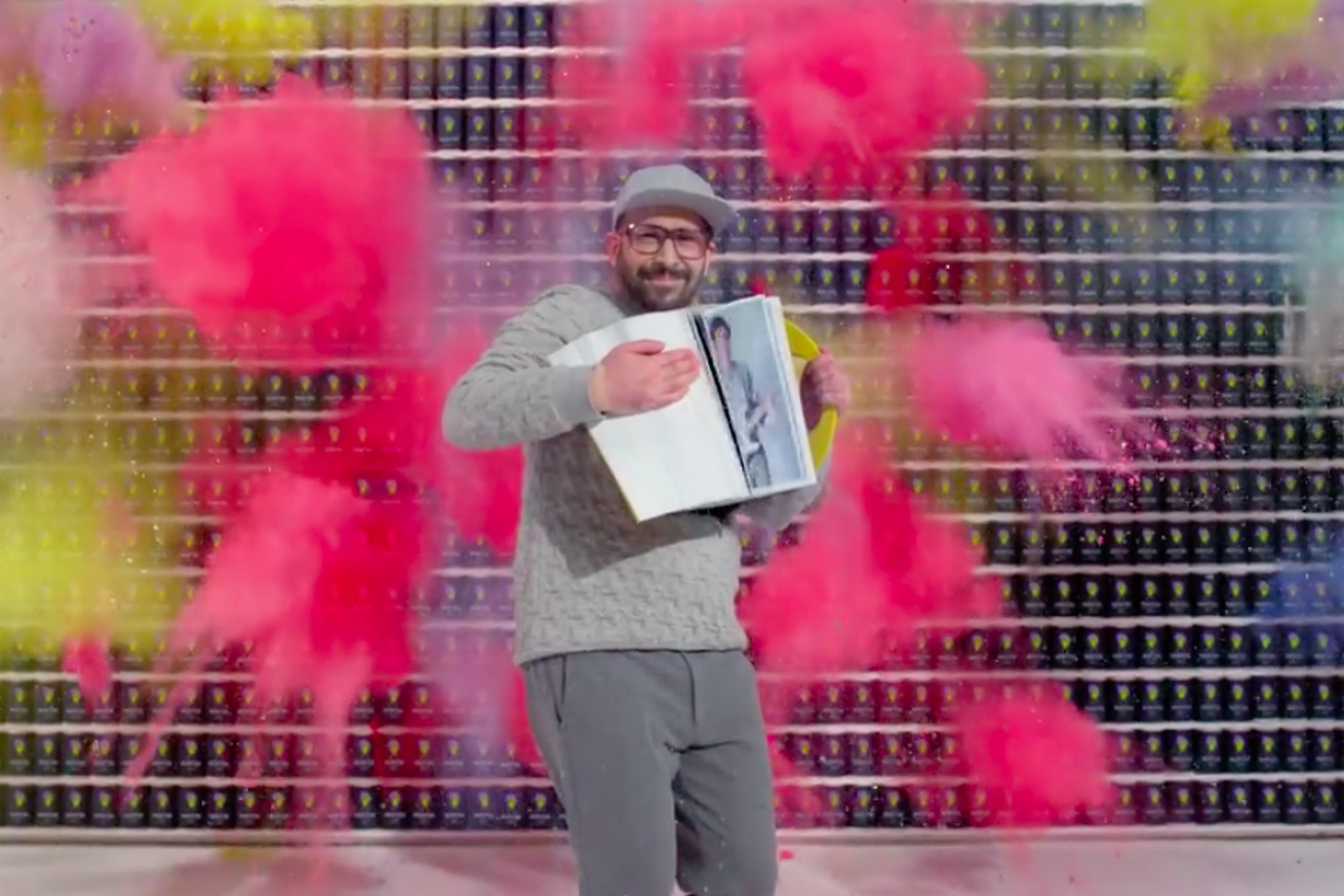 new ok go music video is a beautiful time bending ad for salt
